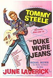 Watch Free The Duke Wore Jeans (1958)