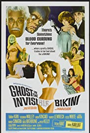 Watch Free The Ghost in the Invisible Bikini (1966)