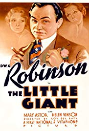 Watch Free The Little Giant (1933)