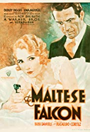 Watch Free The Maltese Falcon (1931)
