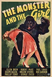Watch Free The Monster and the Girl (1941)