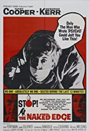Watch Free The Naked Edge (1961)