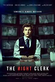 Watch Free The Night Clerk (2020)