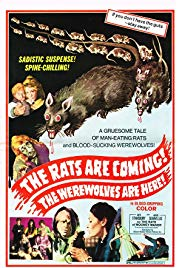 Watch Free The Rats Are Coming! The Werewolves Are Here! (1972)