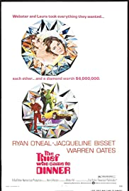 Watch Free The Thief Who Came to Dinner (1973)