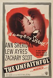 Watch Free The Unfaithful (1947)