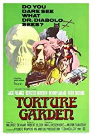 Watch Free Torture Garden (1967)