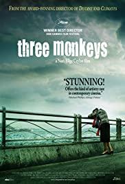Watch Free Three Monkeys (2008)