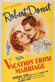 Watch Free Vacation from Marriage (1945)