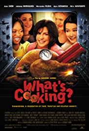 Watch Free Whats Cooking? (2000)