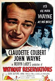 Watch Full Movie :Without Reservations (1946)