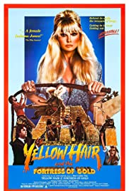Watch Free Yellow Hair and the Fortress of Gold (1984)