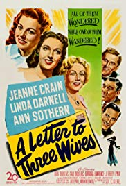 Watch Free A Letter to Three Wives (1949)