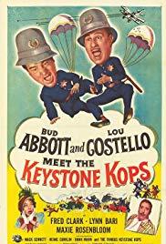Watch Free Abbott and Costello Meet the Keystone Kops (1955)