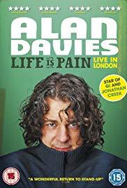 Watch Free Alan Davies: Life Is Pain (2013)