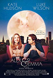 Watch Free Alex & Emma (2003)