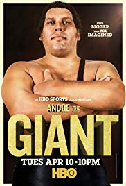 Watch Free Andre the Giant (2018)