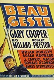 Watch Free Beau Geste (1939)