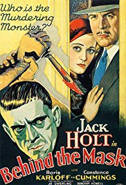 Watch Free Behind the Mask (1932)