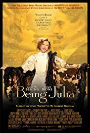 Watch Free Being Julia (2004)