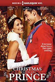 Watch Free Christmas with a Prince (2018)