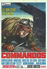 Watch Free Commandos (1968)