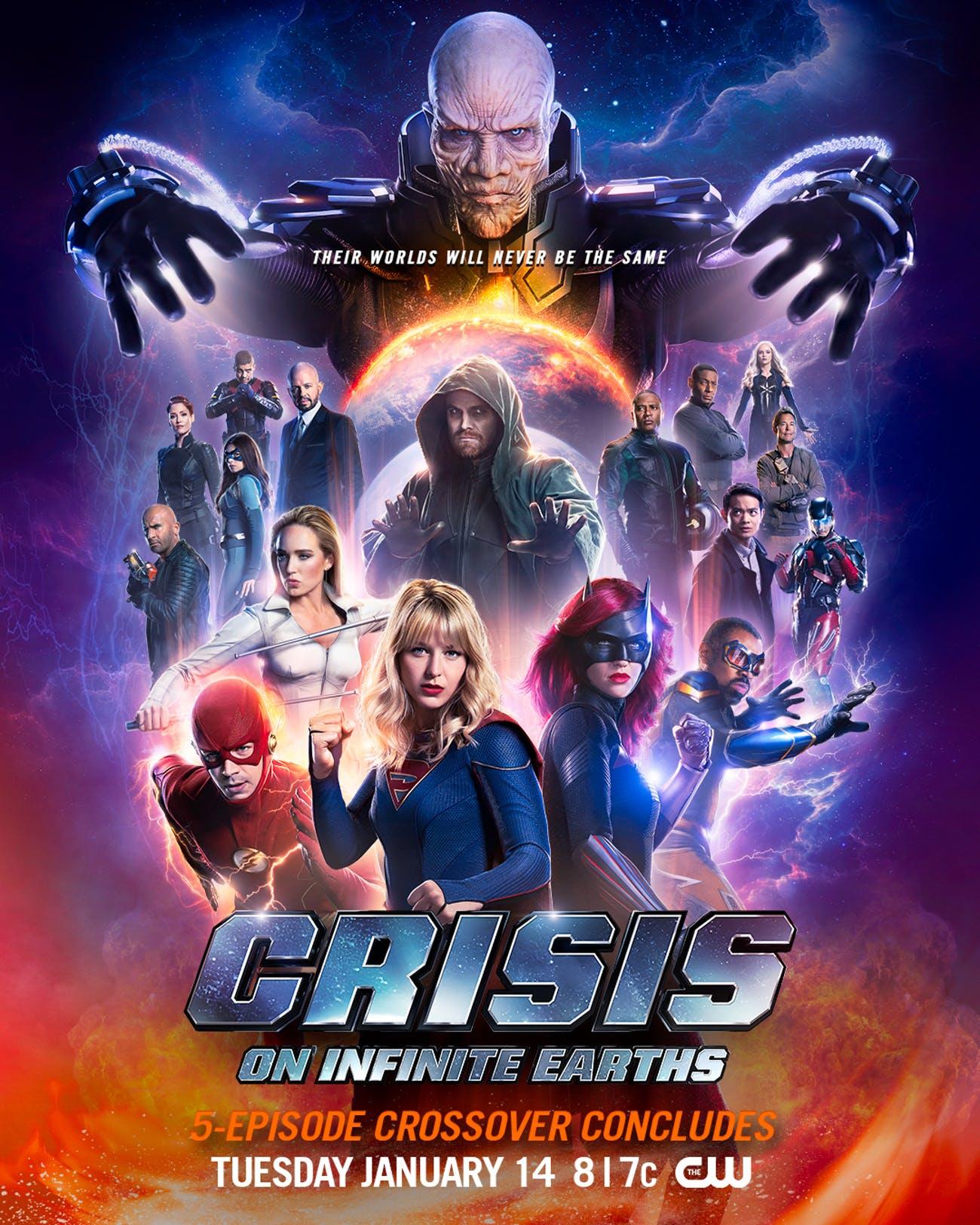 Watch Free Crisis on Infinite Earths (2019 )