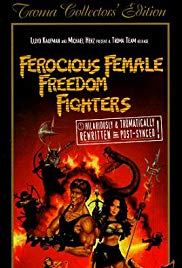 Watch Free Ferocious Female Freedom Fighters (1982)