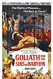 Watch Free Goliath and the Sins of Babylon (1963)