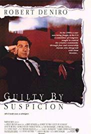 Watch Free Guilty by Suspicion (1991)