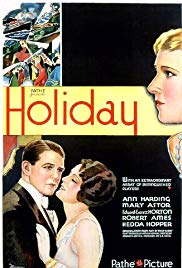 Watch Free Holiday (1930)