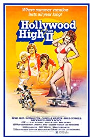 Watch Free Hollywood High Part II (1981)