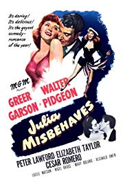 Watch Free Julia Misbehaves (1948)