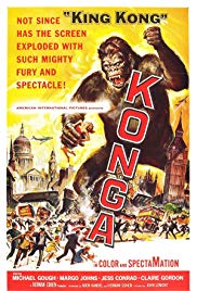 Watch Free Konga (1961)