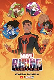 Watch Free Marvel Rising: Playing with Fire (2019)