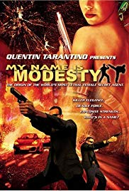 Watch Free My Name Is Modesty: A Modesty Blaise Adventure (2004)