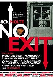 Watch Free Nick Nolte: No Exit (2008)