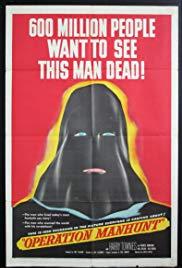 Watch Free Operation Manhunt (1954)
