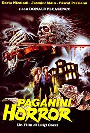 Watch Free Paganini Horror (1989)