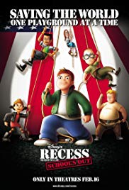 Watch Free Recess: Schools Out (2001)