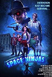 Watch Full Movie :Space Ninjas (2019)