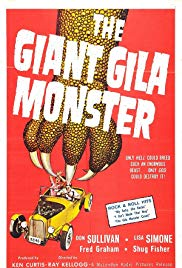 Watch Free The Giant Gila Monster (1959)