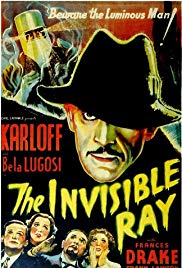 Watch Free The Invisible Ray (1936)