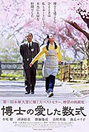 Watch Free The Professor and His Beloved Equation (2006)