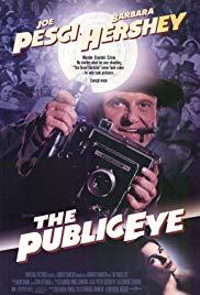Watch Free The Public Eye (1992)