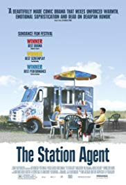 Watch Free The Station Agent (2003)