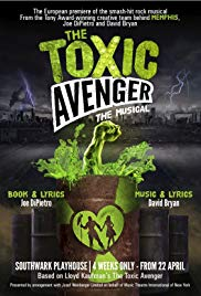 Watch Free The Toxic Avenger: The Musical (2018)