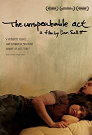 Watch Free The Unspeakable Act (2012)