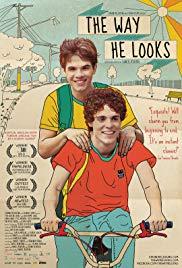 Watch Free The Way He Looks (2014)