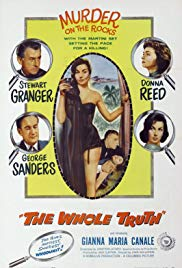 Watch Free The Whole Truth (1958)